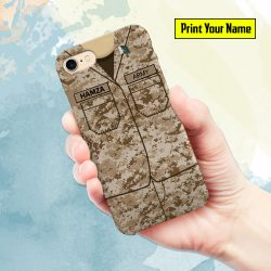 Pakistan Army Uniform Mobile Cover and Phone Case