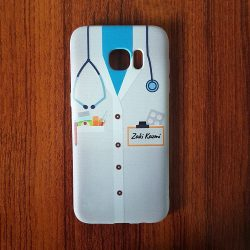 doctor name printed mobile covers in pakistan