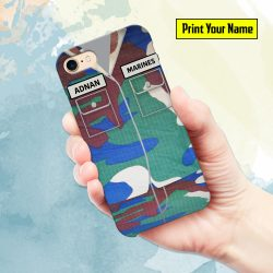 Pakistan Marines Uniform Mobile Cover and Phone Case