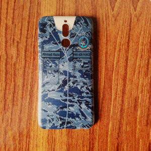 pakistan air force name printed mobile covers