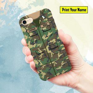 Pakistan SSG Uniform Mobile Cover and Phone Case