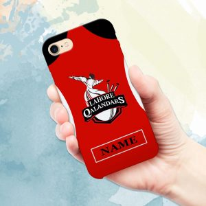 Mobile Cover - Lahore Qalandars - PAKISTAN SUPER LEAGUE