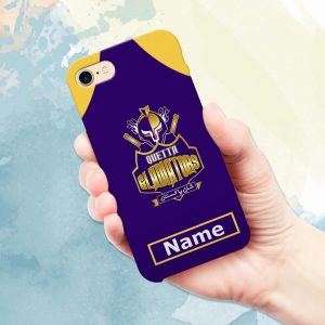 Quetta Gladiators Mobile Cover - Design #1