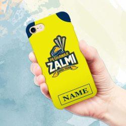 Peshawar Zalmi Mobile Cover - Design #1