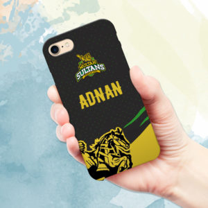 Mobile Cover - Multan Sultan - PAKISTAN SUPER LEAGUE