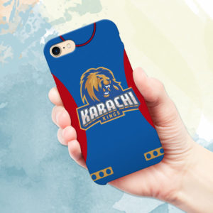 Karachi Kings Mobile Cover - Design #3