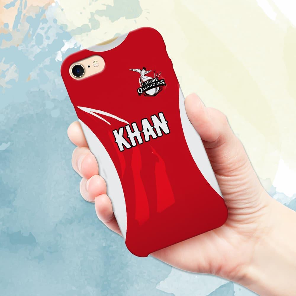 Lahore Qalandars Mobile Cover - Design #2
