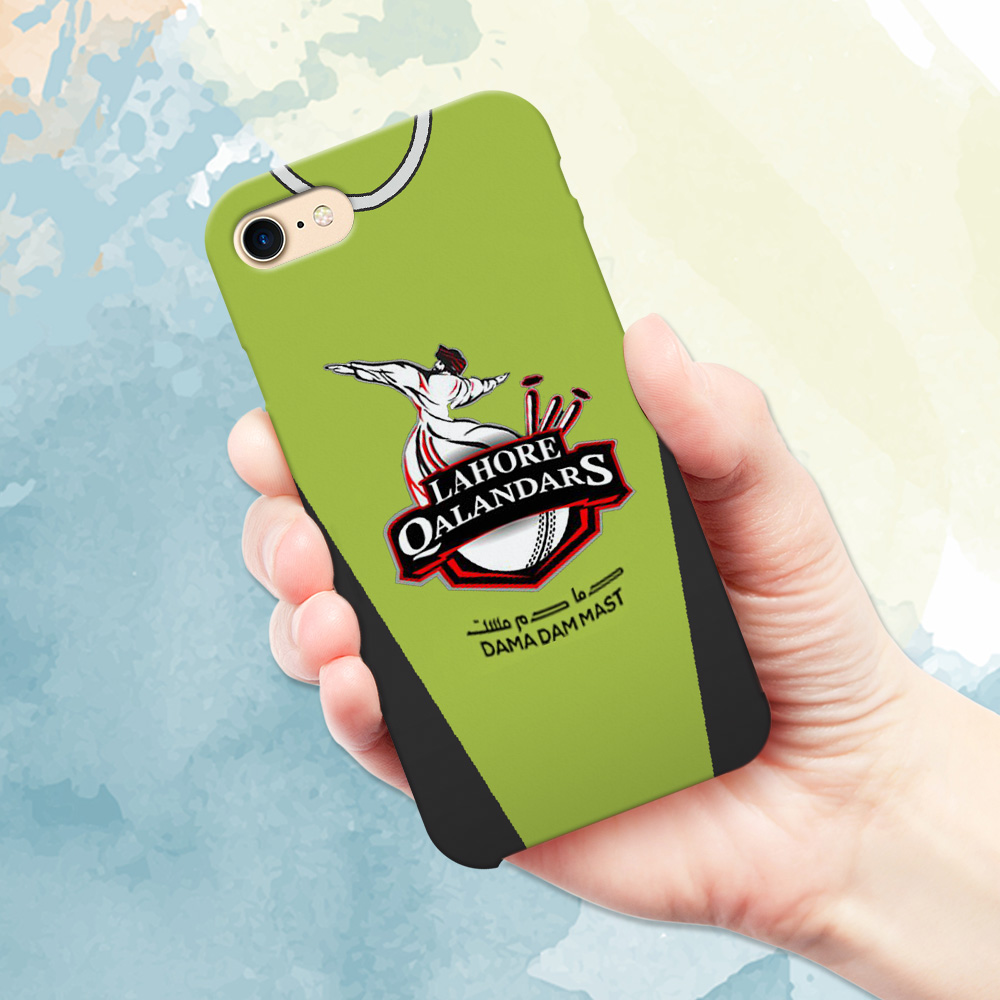 Lahore Qalandars Mobile Cover - Design #3