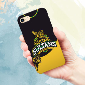 Multan Sultan Mobile Cover - Design #3