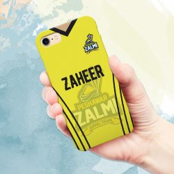 Peshawar Zalmi Mobile Cover - Design #2