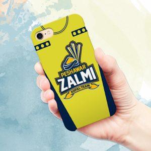 Peshawar Zalmi Mobile Cover - Design #3