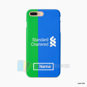 Standard Chartered Mobile Cover