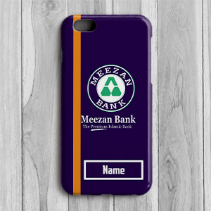 professional pakistan bank name printed mobile covers