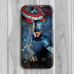 captain america superhero mobile covers