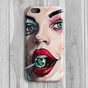 harley quinn superwomen mobile covers