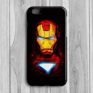 iron man superhero mobile covers