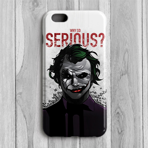 joker superhero mobile covers